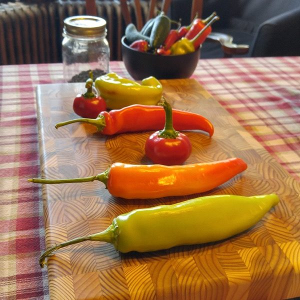 Fermented Hot Sauce- Sriracha